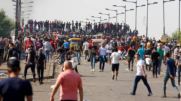 Caos iracheno: oltre 40 morti nelle proteste antigovernative
