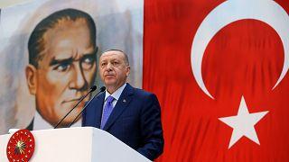 """Erdoğan: """"Suriyeliler konusunda destek vermezlerse açarız sınırları yürüsünler Avrupa'ya"""""""