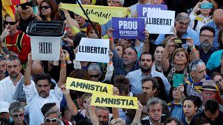 Мэры Каталонии требуют самоопределения