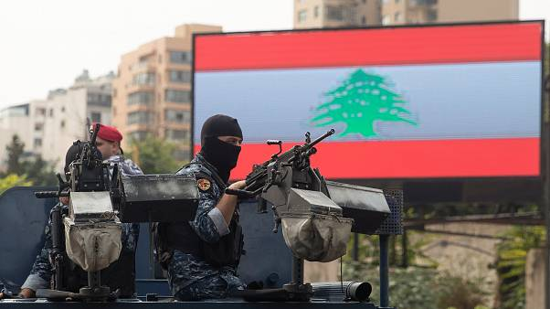 Lübnan'da hükümet karşıtı gösterilere polis müdahale etti