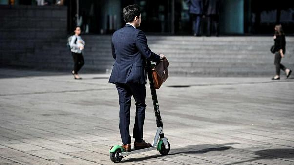 France introduces new regulations on electric scooters