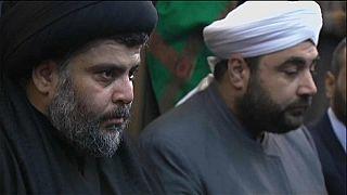 العراق: نواب مقتدى الصدر يعلنون بدء اعتصام مفتوح داخل البرلمان