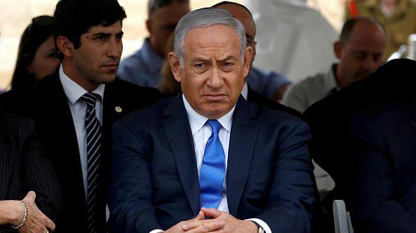 İsrail Başbakanı Netanyahu'nun medya patronunu tehdit ettiği ses kaydı basına sızdı