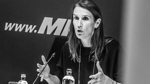 Belçikalı siyasetçi Sophie Wilmes