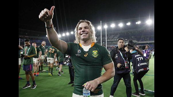 Регби: ЮАР в финале Кубка мира