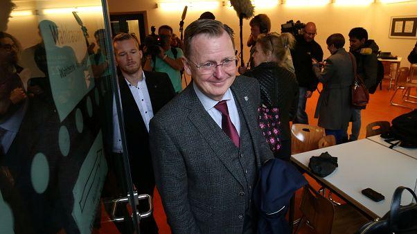 LIVEBLOG Landtagswahl: Mit wem kann Ramelow regieren?