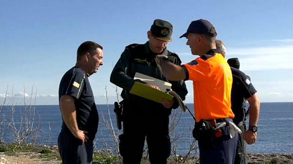Sigue la búsqueda de desaparecidos en Cataluña y Mallorca