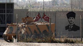 Türkiye-Suriye sınırı, Akçakale