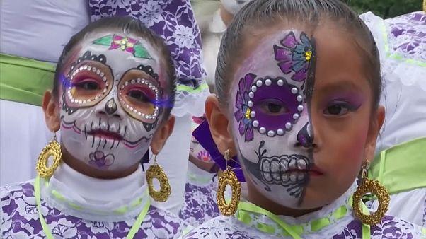 """Tag der Toten"" in Mexiko"