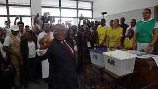 Filipe Nyusi reeleito como Presidente de Moçambique