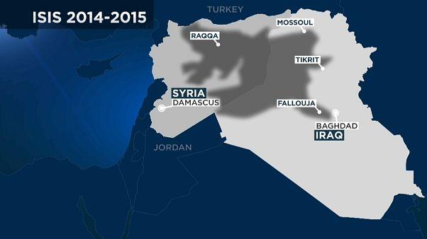 Ascesa e caduta dello Stato Islamico