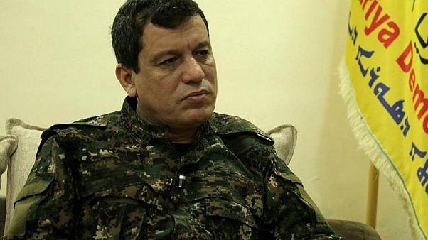 SDG lideri Mazlum Kobani: Bağdadi'yi ABD ile ortak operasyonda öldürmeyi başardık