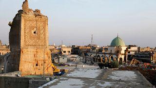 الموصل عاصمة نينوي تعاني من التدمير