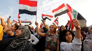 Irak: Mehr als 60 Tote bei Demonstrationen am Wochenende