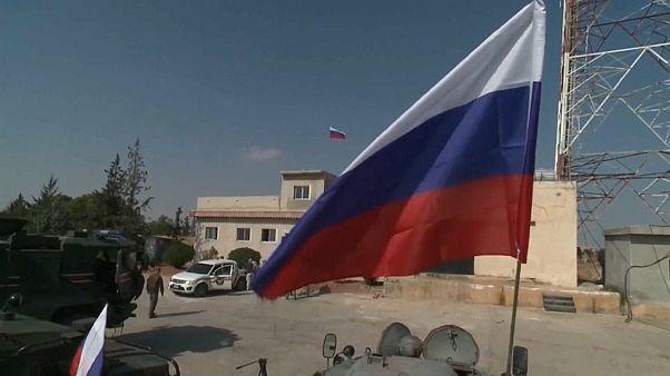 In Siria l'avanzata dei russi non trova ostacoli
