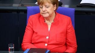 أزمة داخل الحكومة الألمانية بسبب سوريا