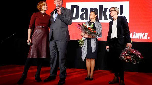 A szélsőjobboldal lenyomta Merkel pártszövetségét Türingiában