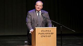Ομιλία Κώστα Καραμανλή για τα εθνικά θέματα
