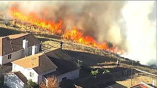 Σε κατάσταση έκτακτης ανάγκης η Καλιφόρνια, λόγω πυρκαγιών