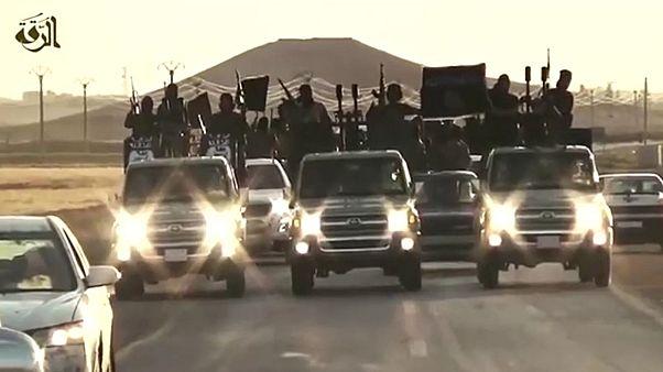 Η άνοδος και η πτώση του Ισλαμικού Κράτους