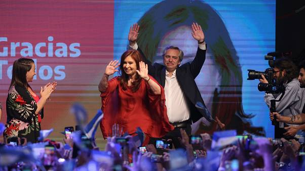 Alberto Fernández triunfa con el 48% de los votos y evita la segunda vuelta
