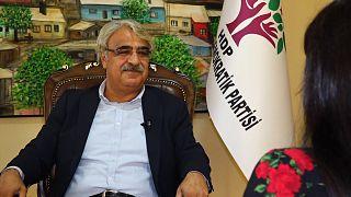 TBMM Başkanvekili HDP'li Mithat Sancar: Suriye sorunu Türkiye'nin Kürt sorunudur