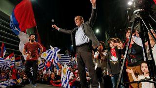 Ουρουγουάη - εκλογές: «Κλείνει την ψαλίδα» η κεντροδεξιά