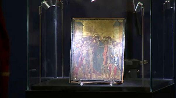 Subasta millonaria por un cuadro renacentista que había permanecido en una cocina de Francia