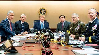 Trump ve durum odasındaki kişilerin dilinden Bağdadi operasyonu: Nasıl hazırlandı, neler yaşandı?