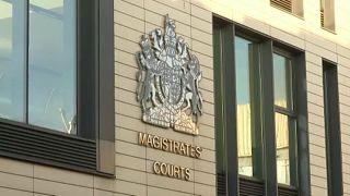 Megjelent a bíróság előtt az angol halálkamion sofőrje