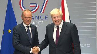 Brexit : les 27 s'accordent pour un nouveau délai jusqu'au 31 janvier 2020