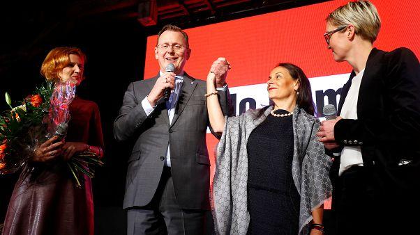 پیروزی دیگر برای راستگرایان افراطی آلمان در انتخابات ایالتی شرق