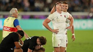 England and South Africa go head to head for Rugby's biggest prize