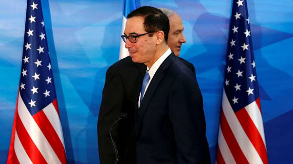 وزیر خزانهداری آمریکا: با ایدههای جدید اسرائیل، فشار اقتصادی را بر ایران افزایش میدهیم