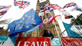 Brexit 31 Ocak 2020'ye ertelendi