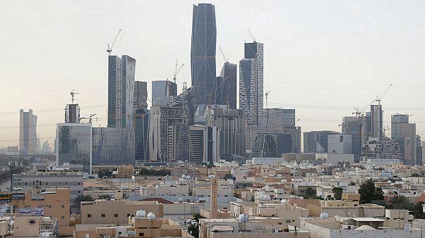 مدينة الرياض في السعودية- أرشيف رويترز