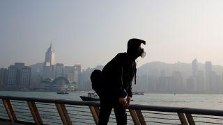 Hong Kong entre en récession