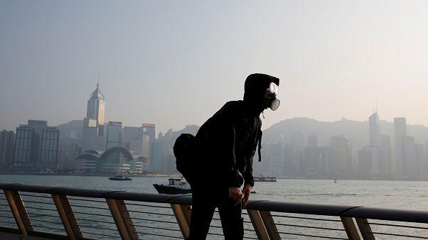 Recesszióban a hongkongi gazdaság