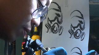 Ad Hong Kong le proteste diventano dei tatuaggi
