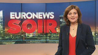 Euronews Soir : l'actualité du lundi 28 octobre 2019