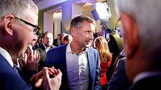 Björn Höcke, AfD Thuringia eyalet lideri