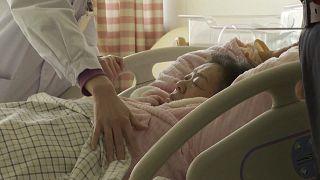Çin'in en yaşlı doğum yapan kadını: 67 yaşında kız çocuğu oldu
