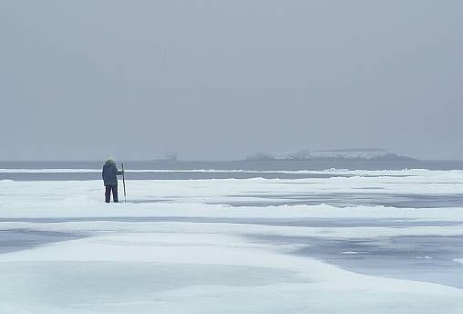 Ártico: um gelo traiçoeiro?