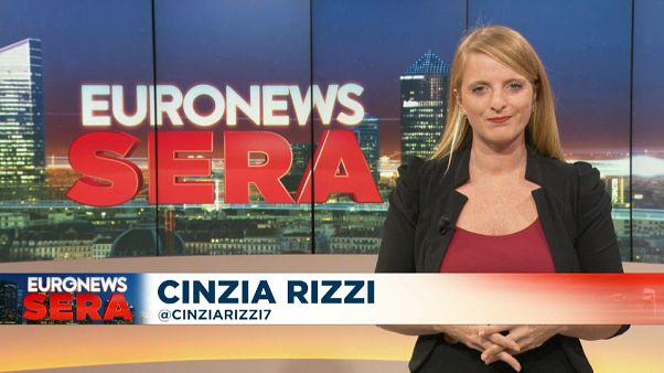 Euronews Sera   TG europeo, edizione di lunedì 28 ottobre 2019