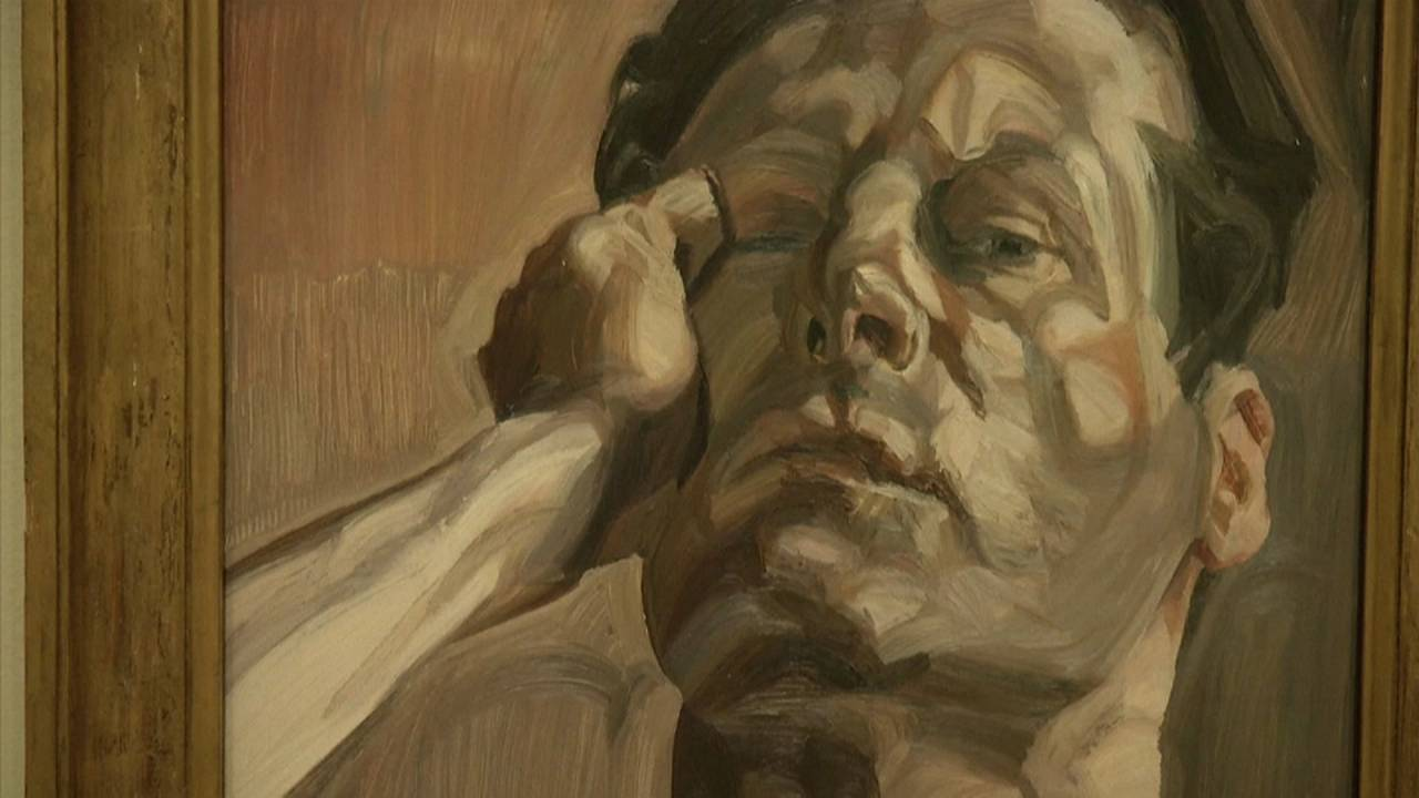 Lucian Freud in mostra a Londra