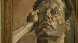Lucian Freud en son miroir, exposé à Londres