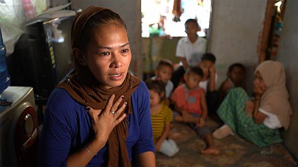 Living as a displaced family around Marawi following the 2017 seige