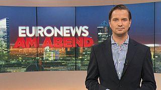 Euronews am Abend   Die Nachrichten vom 28. Oktober 2019 mit Lutz Faupel