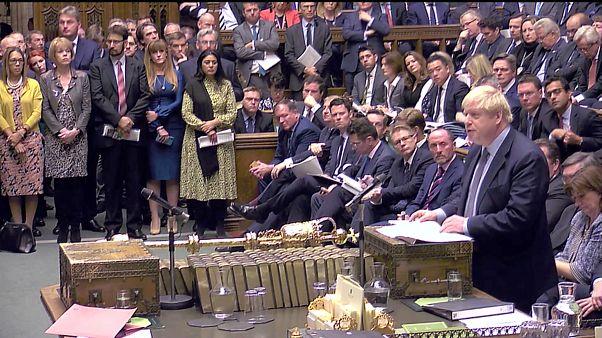 البرلمان البريطاني يرفض طلب جونسون بإجراء انتخابات في 12 كانون الأول/ديسمبر