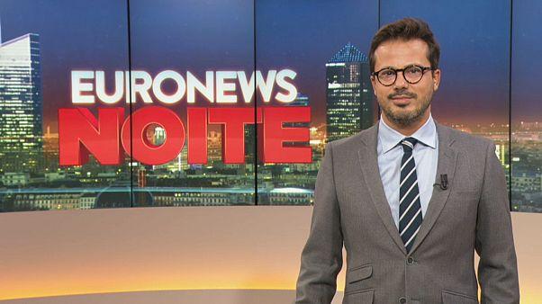 Euronews Noite | As notícias do Mundo de 28 de outubro de 2019
